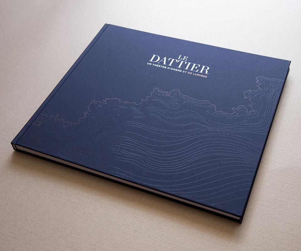 Le dattier epok design livre serigraphie arjowiggins silium